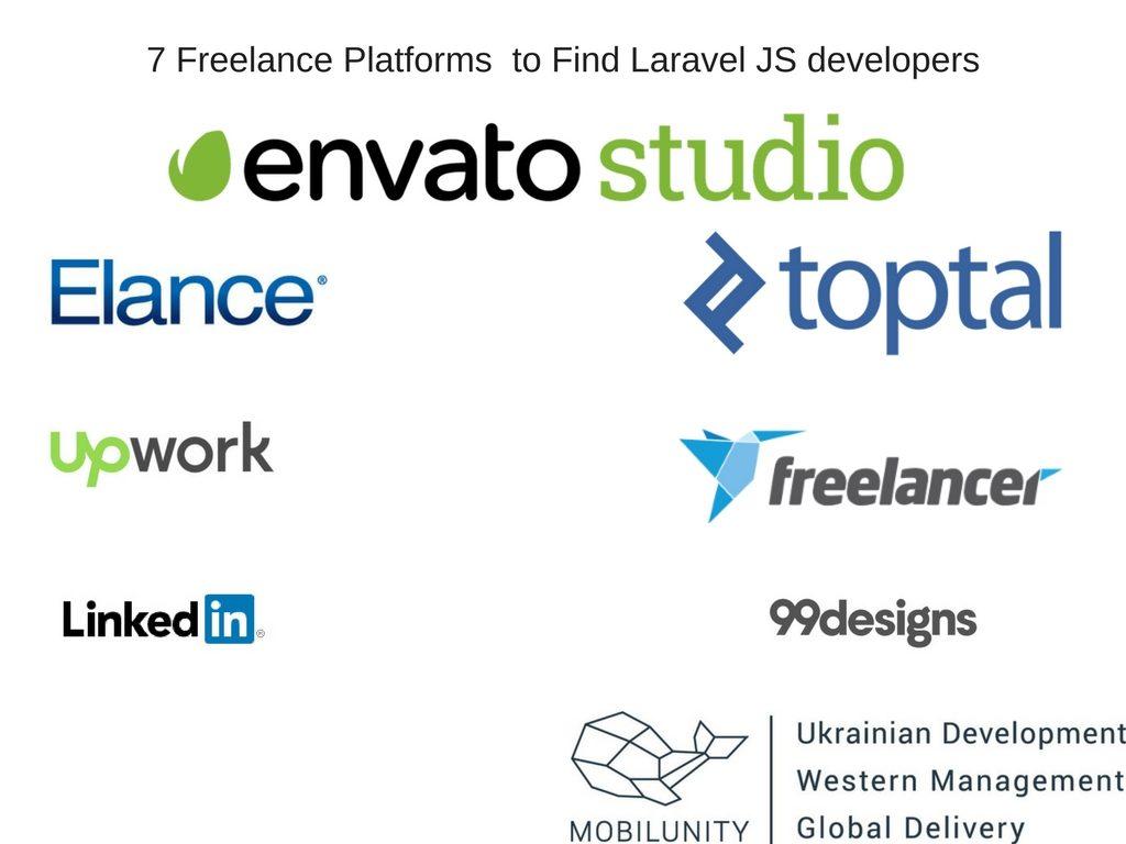 laravel angular js developer