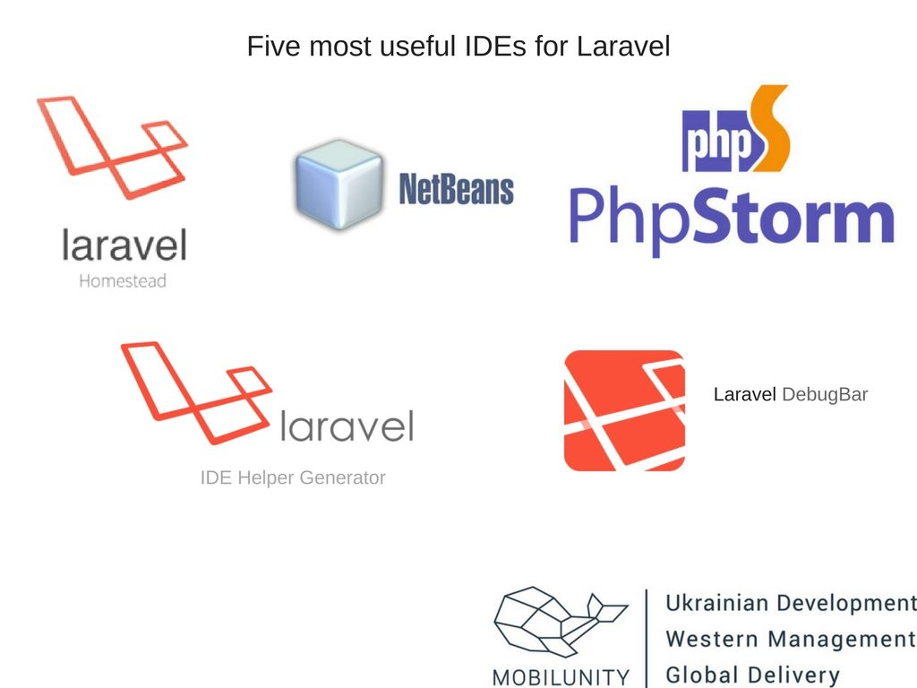 best development environment for laravel
